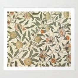 William Morris Fruit Pattern Kunstdrucke