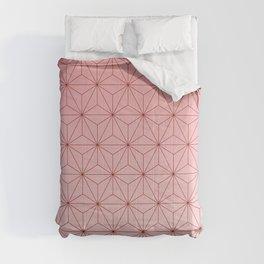 nezuko pattern 2 Comforters