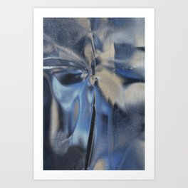 Crispation 0373 Art Print