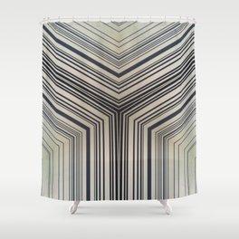 V2R40 Shower Curtain