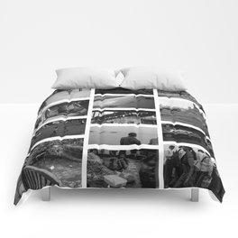the informal city Comforters