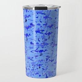 Cornflower Blues Travel Mug