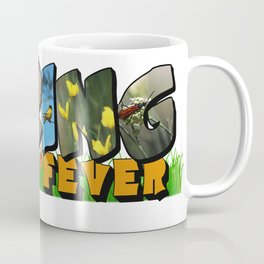 Spring Fever Big Letter Coffee Mug