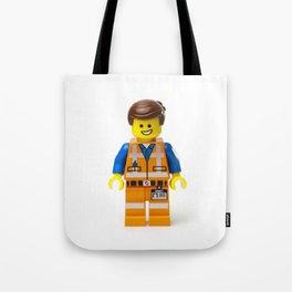 Emmet Minifig Tote Bag