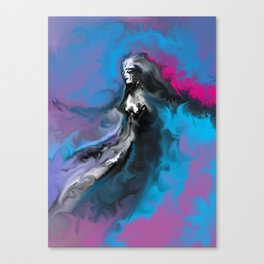 Plasmatic Canvas Print