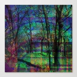 Forest Trip Canvas Print