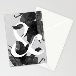 Botanical Ampersand Stationery Cards