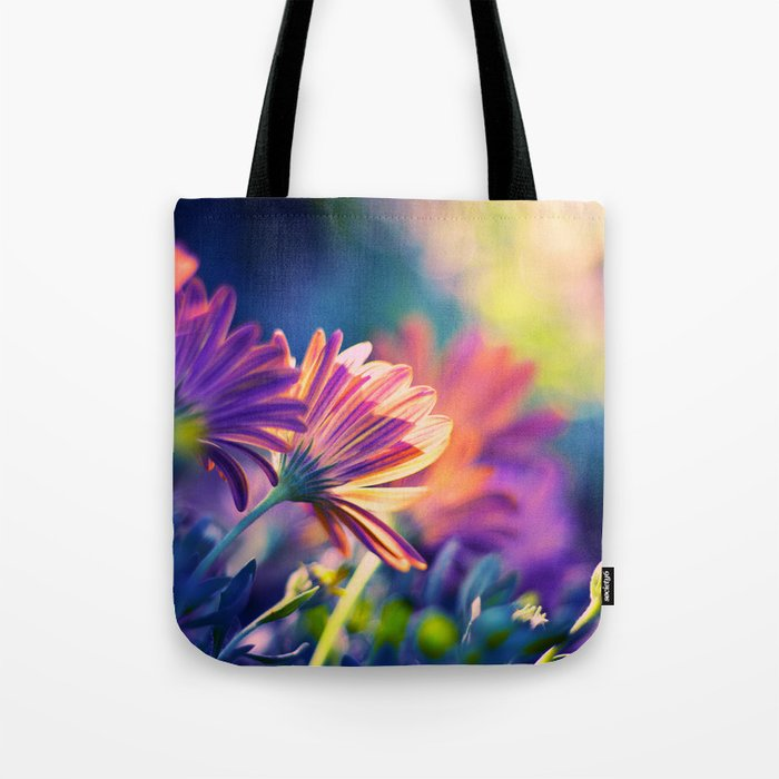 Colorful Days Tote Bag