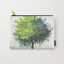 Tree Study Carry-All Pouch