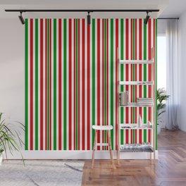Christmas Decor Wall Mural