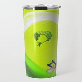 Aerial Battle Travel Mug