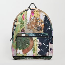Hot Tub Klimt Machine Backpack