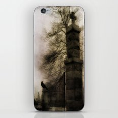 Old Cemetery Gate iPhone & iPod Skin