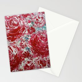 SMILE TO THE ROSES Stationery Cards