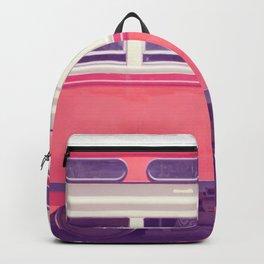 Orange Streetcar Backpack