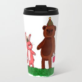 Going To A Party Travel Mug