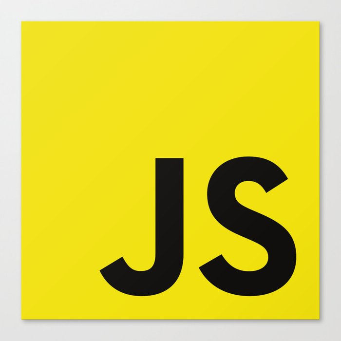 Javascript Leinwanddruck