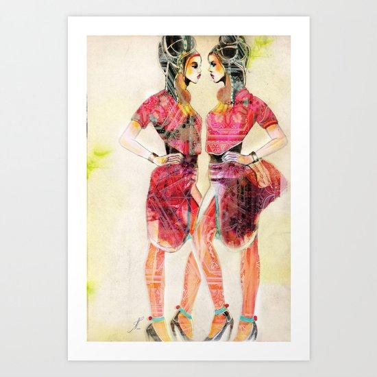 SS09 Art Print