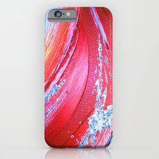 Acrylic Abstract on Canvas 3 Slim Case iPhone 6s