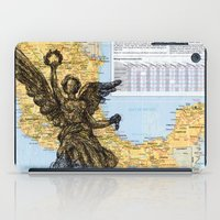 mexico iPad Cases featuring Mexico  by Ursula Rodgers