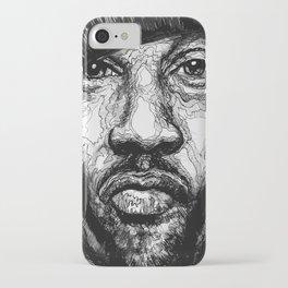 Redman iPhone Case