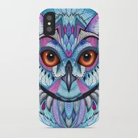 frozen iPhone & iPod Cases featuring Frozen by Ola Liola