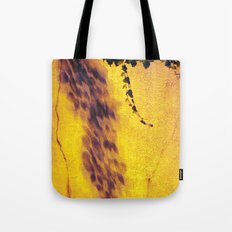 the crack Tote Bag