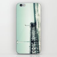 boardwalk empire iPhone & iPod Skins featuring Boardwalk by Sweet Moments Captured