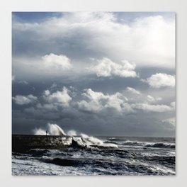 Stormy Cobb Canvas Print