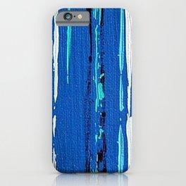 Aqua 2 iPhone Case