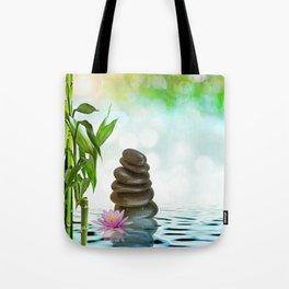Zen Morning Tote Bag
