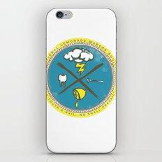 National Lemonade Makers Society Crest iPhone & iPod Skin
