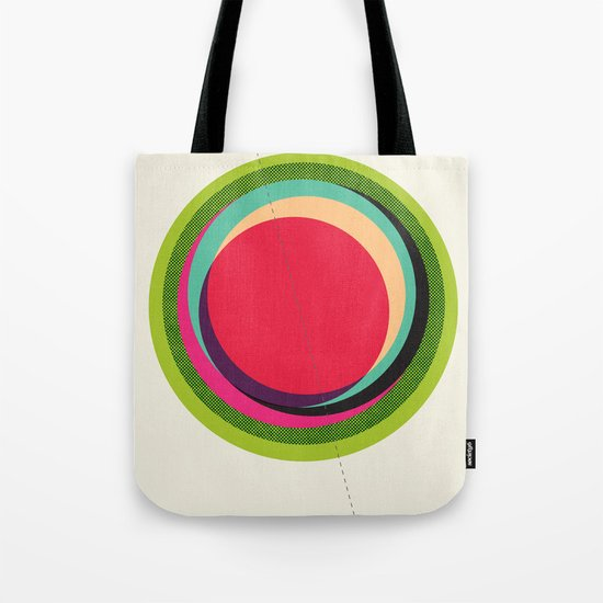 FUTURE GLOBES 002 Tote Bag