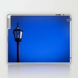 lamp over blue sky Laptop & iPad Skin