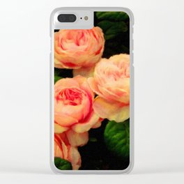 Old Country Roses Clear iPhone Case
