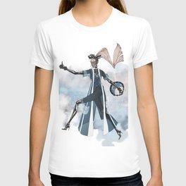 Blue New York City T-shirt