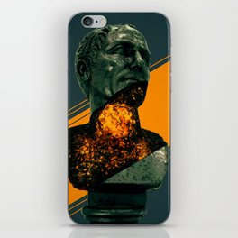 Voronoi Caesar iPhone Skin