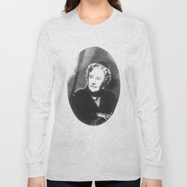 Agatha Christie Long Sleeve T-shirt