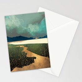 Distant Land Stationery Cards