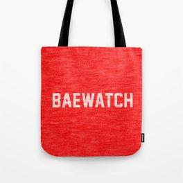 Baewatch Tote Bag