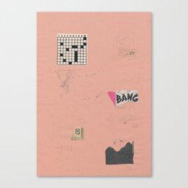 Karl-Marx-Platz 4 Canvas Print