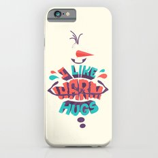 Warm hugs Slim Case iPhone 6s