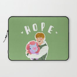 Jhope and Mang Laptop Sleeve