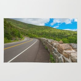 Whiteface Mountain Road Rug