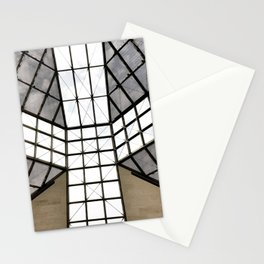 Symmetry of Luxembourg Stationery Cards