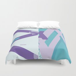 Sour Candy Duvet Cover