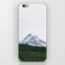 Mount Hood XV iPhone Skin
