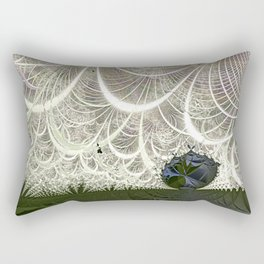 Defying the winds Rectangular Pillow
