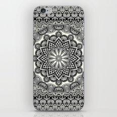 Orient Espresso Pattern Mandala iPhone & iPod Skin
