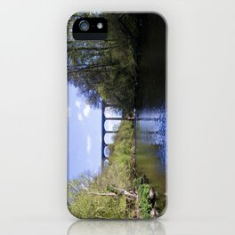 Pontcysyllte aqueduct iPhone Case